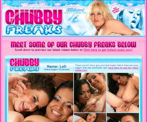 ChubbyFreaks.com - Hottest Chubby Girls In Hot Hardcore Action!